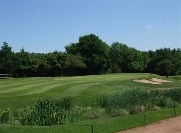 Penn Golf Club in Wolverhampton