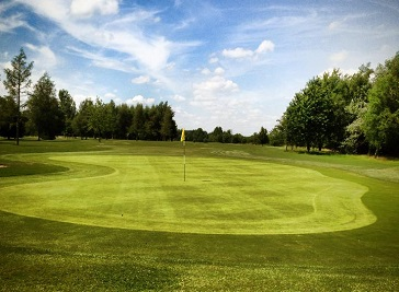 Perton Park Golf Club in Wolverhampton