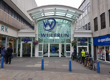 Wulfrun Shopping Centre